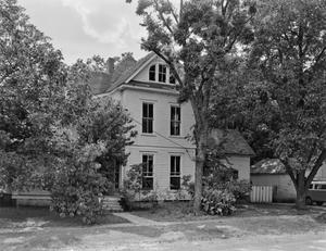 Primary view of object titled '[Hawkins Residence]'.