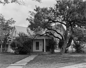Primary view of object titled '[Historic Property, Photograph THC_17-0196]'.