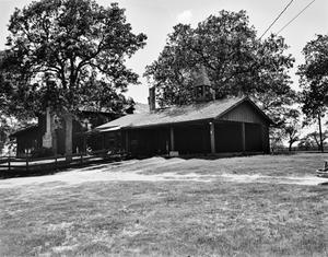 Primary view of object titled '[Tait Ranch House]'.
