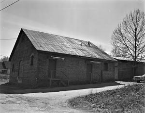 Primary view of object titled '[Brick Warehouse]'.