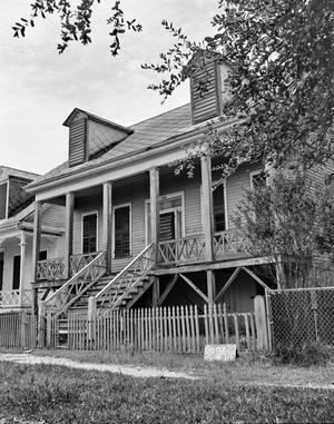 Primary view of object titled '[Historic Property, Photograph THC_14-1126]'.