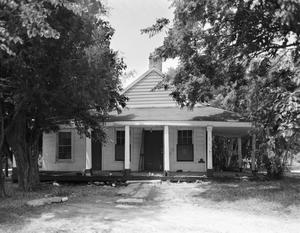 Primary view of object titled '[Alta Mira House, (East elevation)]'.