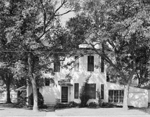 Primary view of object titled '[H. Troell Residence]'.