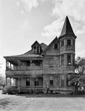 Primary view of object titled '[Frank B. Davidson House, (East elevation)]'.