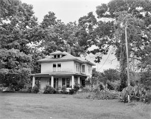 Primary view of object titled '[Rural House]'.