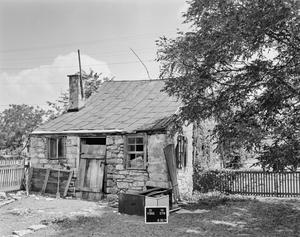 Primary view of object titled '[Sahm House]'.