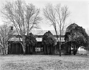 Primary view of object titled '[Forrest Hill, (South elevation)]'.