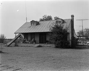 Primary view of object titled '[Lizzie Schneider Residence]'.