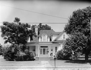 Primary view of object titled '[Paul Templin House]'.