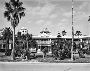 Primary view of object titled '[Yacht Club Hotel]'.