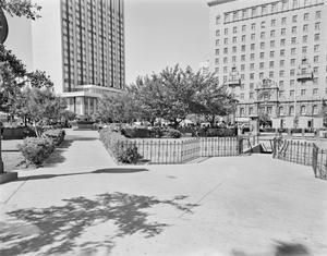 Primary view of object titled '[San Jacinto Plaza]'.