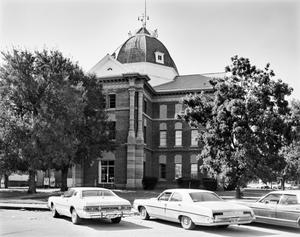 Primary view of object titled '[Clay County Courthouse]'.