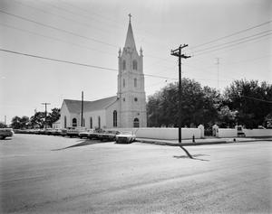 Primary view of object titled '[Zion Lutheran Church]'.