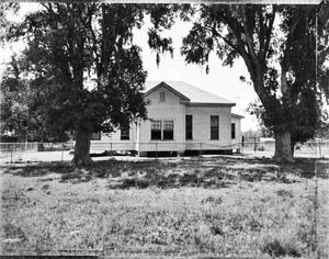Primary view of object titled '[Jackson-Haynes House, (Southeast elevation)]'.