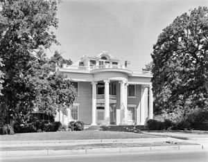 Primary view of object titled '[Rogers-Lockwood House, (East elevation)]'.