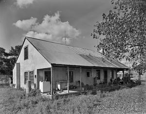 Primary view of [John Bechtold House]