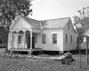 Primary view of object titled '[Pochman House]'.