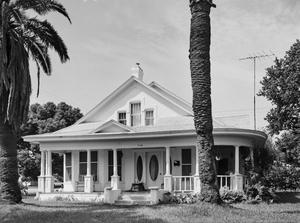 Primary view of object titled '[A.B. Phillips House, (South facade)]'.