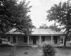 Primary view of object titled '[Pasket House, (East elevation)]'.