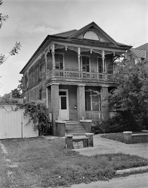 Primary view of object titled '[Historic Property, Photograph THC_14-0608]'.