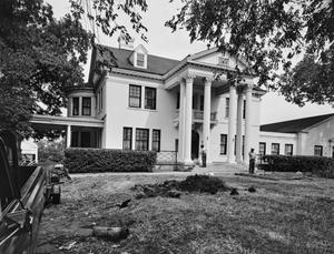 Primary view of object titled '[Alfred H. Beld Home, (South elevation)]'.