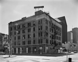 Primary view of object titled '[Brazos Hotel]'.