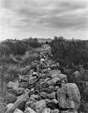 Primary view of object titled '[Camp Melvin Site]'.