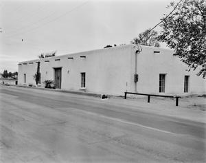 Primary view of object titled '[Alderete House, (View 1)]'.