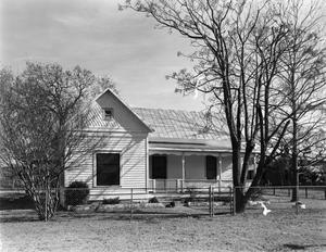 Primary view of object titled '[Historic Property, Photograph THC_16-0171]'.