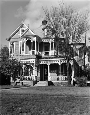 Primary view of object titled '[Williams Erwin House]'.