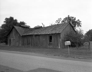 Primary view of object titled '[Blacksmith Shop]'.
