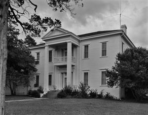 Primary view of object titled '[T.J. Taylor House]'.