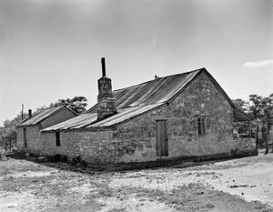 Primary view of object titled '[Cherry Spring School House, (Cherry Mountain Quad)]'.