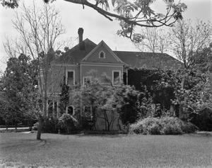 Primary view of [Burns-Windel House, (Northwest elevation)]