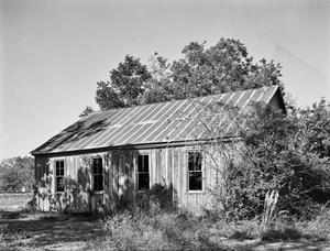 Primary view of object titled '[Henckel Cooper Shop, (East facade)]'.