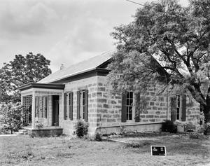 Primary view of object titled '[House, (Northwest oblique)]'.