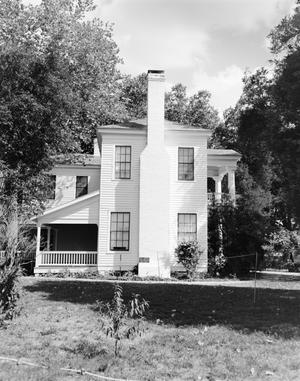 Primary view of object titled '[Captain Isaac House]'.