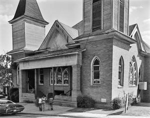 Primary view of object titled '[Jonelle Missionary Baptist Church]'.