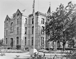 Primary view of object titled '[Fayette County Courthouse]'.