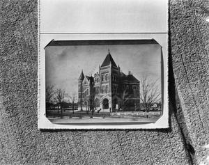 Primary view of object titled '[Donley County Courthouse]'.