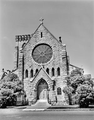 Primary view of object titled '[Grace Episcopal Church]'.