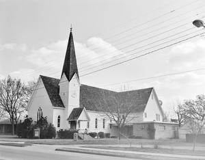 Primary view of object titled '[United Methodist Church]'.