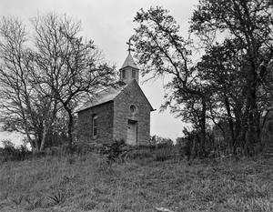 Primary view of object titled '[Saint Joseph's Memorial Chapel/Draessel's Chapel]'.