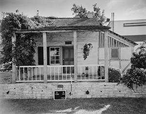 Primary view of object titled '[George Hill Law Office]'.