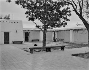 Primary view of object titled '[Alderete House, (View 3)]'.