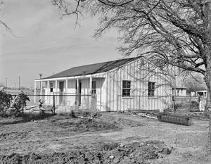 Primary view of object titled '[Sam Rayburn Home]'.