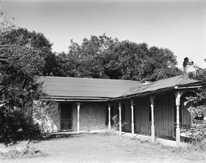 Primary view of object titled '[Herman Dietz Residence]'.
