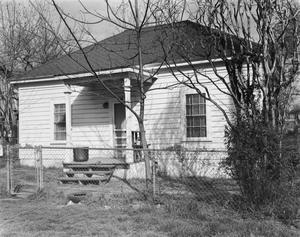 Primary view of object titled '[Historic Property, Photograph THC_17-0654]'.
