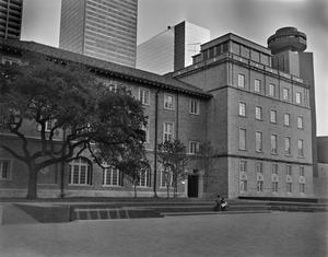 Primary view of object titled '[Julia Ideson Building]'.