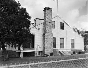 Primary view of object titled '[Foster House, (West elevation)]'.